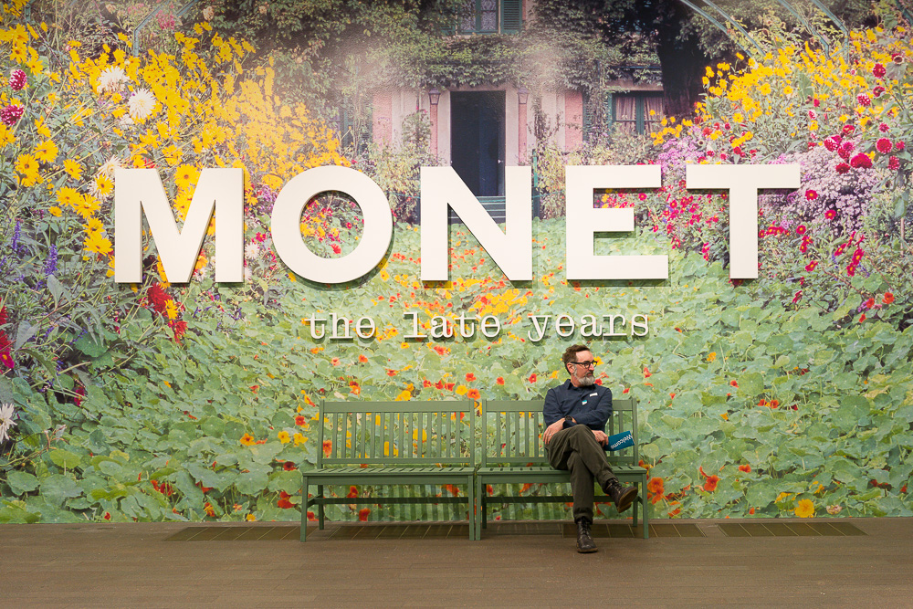 The last years of Monet at the Young Museum in San Francisco
