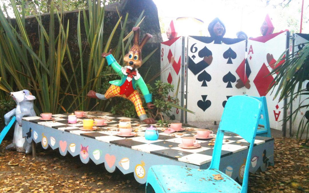 Back to childhood at Oakland Fairyland