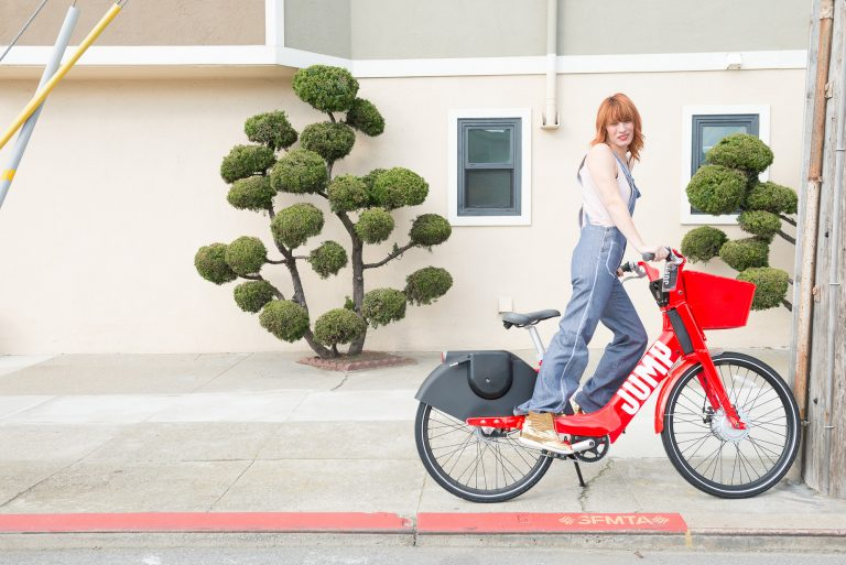 bikes scooters SFMTA