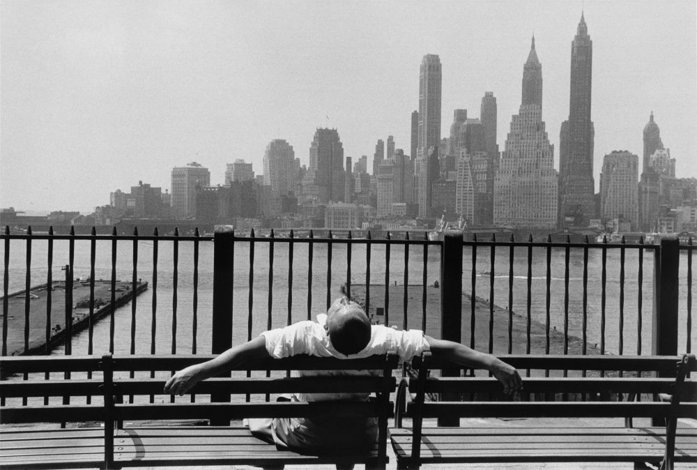 SFMOMA presents Louis Stettner's work until June16, 2019