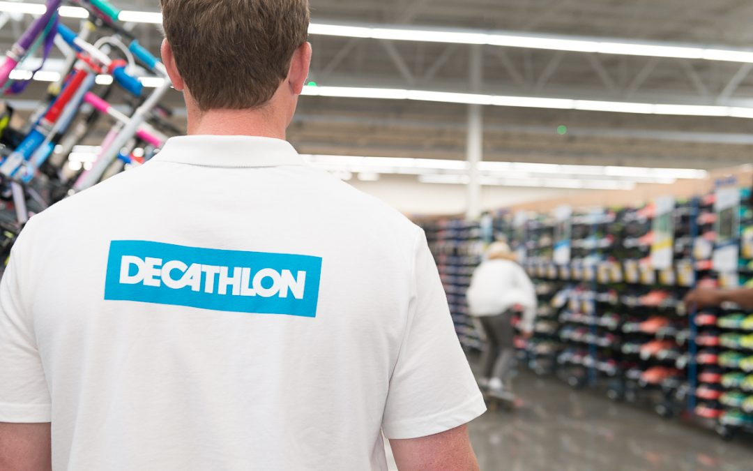Decathlon, not your average sporting goods store… a worldwide French success
