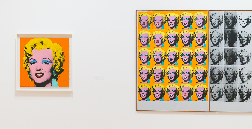 Andy Warhol at SFMOMA – an exhibition matching his disproportionate creativity