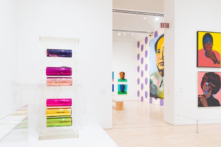 Andy Warhol at SFMOMA
