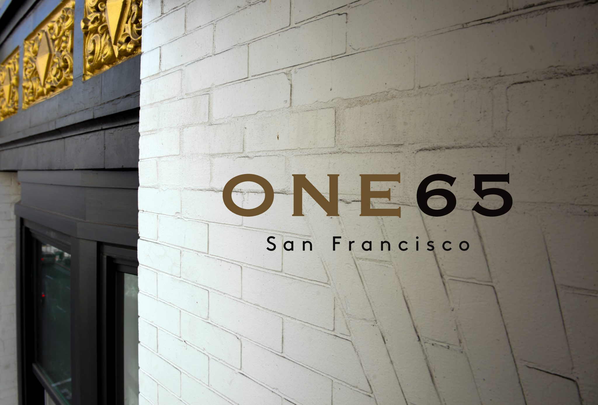 One65, a gastronomic space like no other, opens on May 16th!