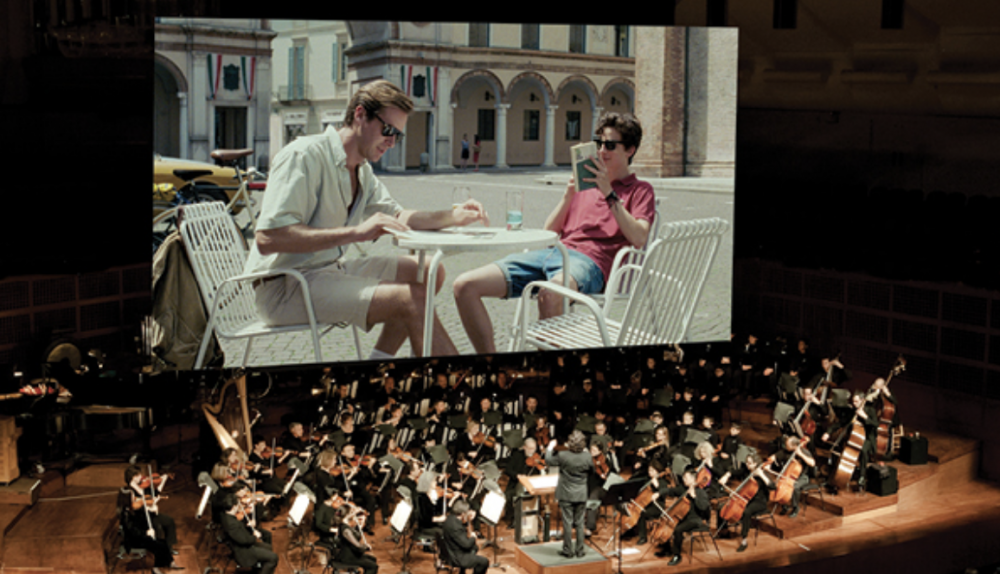 Movie – Call me by Your Name with the San Francisco Symphony