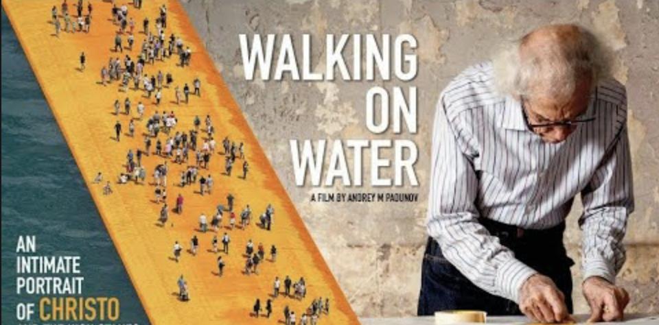Docu – Christo – Q&A avec l'artiste qui emballe le monde