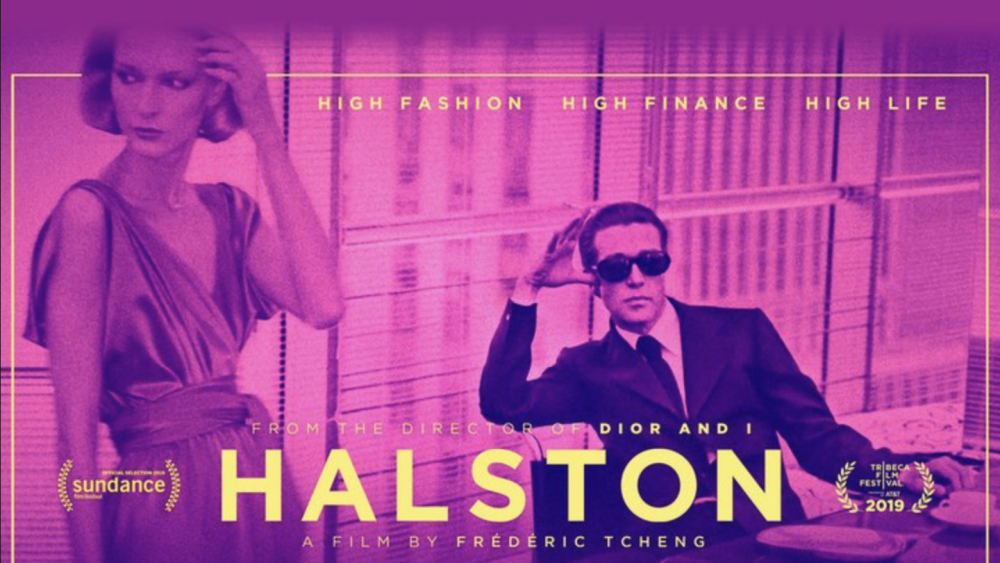 "Movie – Halston, the forgotten American couture ""creator"""