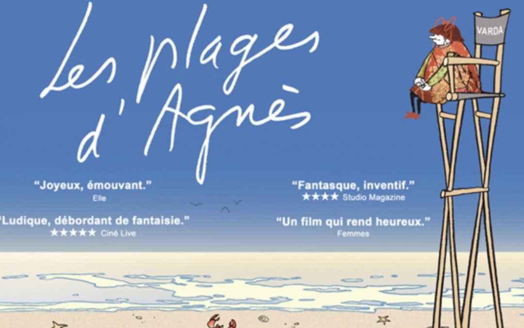 French Movie – The Beaches of Agnès, by Agnès Varda – Roxie Theater