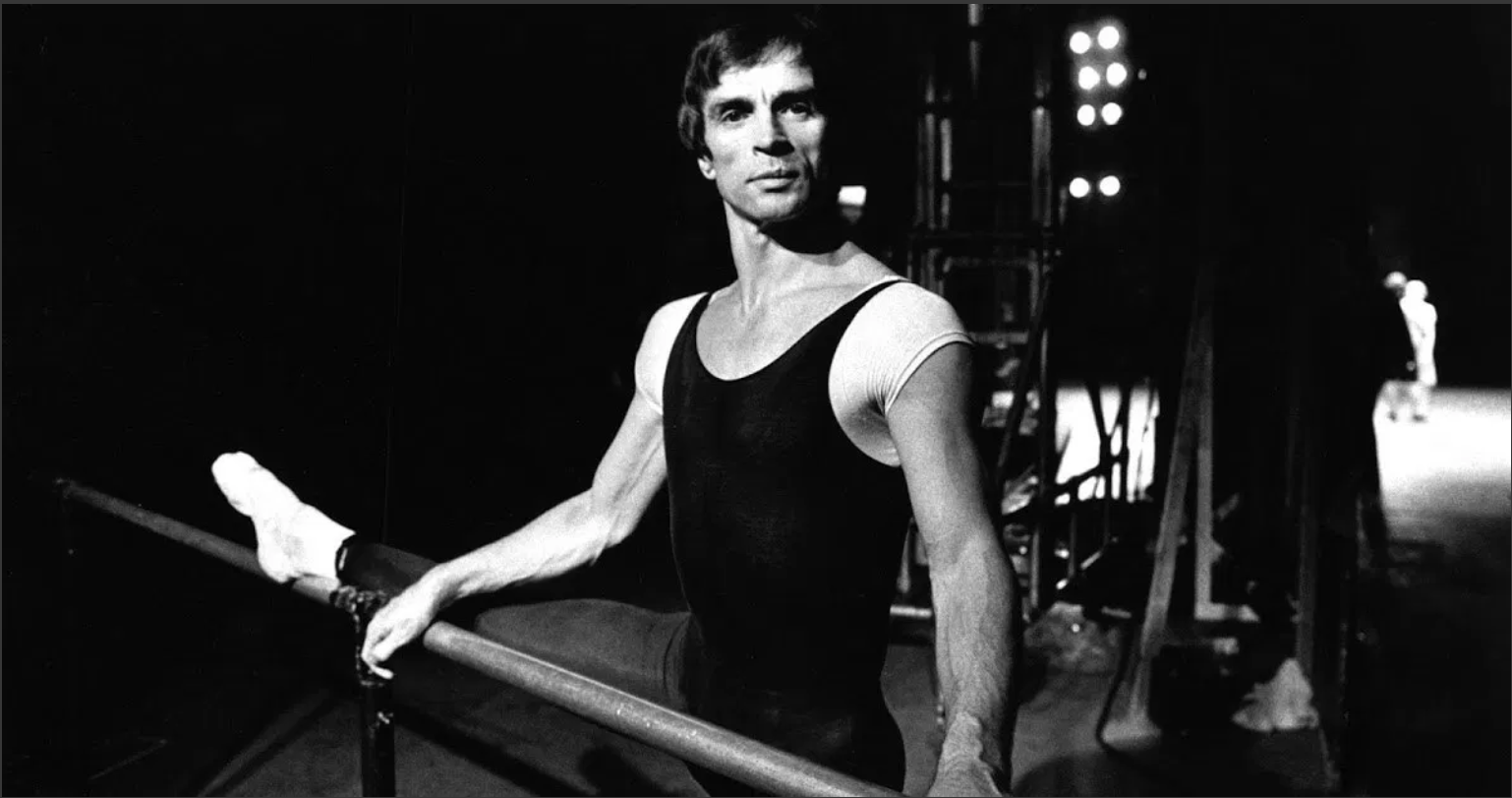 Documentary – Nureyev by Jacqui and David Morris (2018)