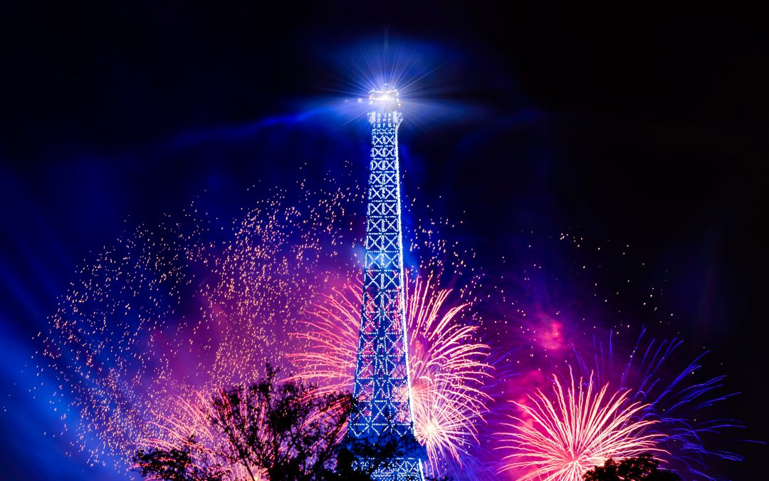 Bastille Day in San Francisco Bay Area… our selection