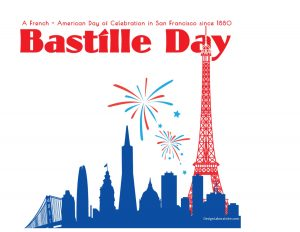 Bastille Day San Francisco