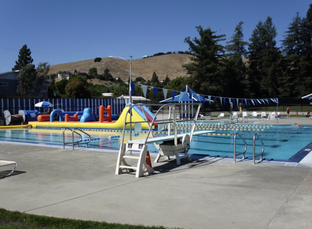 Outdoor Swimming Pools in San Francisco Bay Area: Our Selection