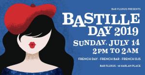 Bastille Day bay area