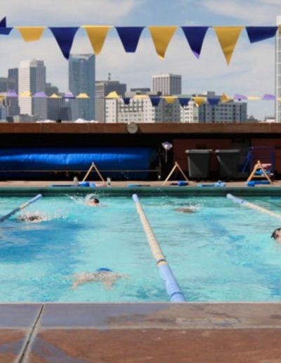 outdoor swimming pool san francisco