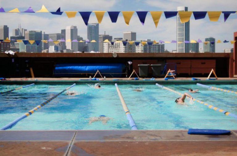outdoor swimming pool san francisco