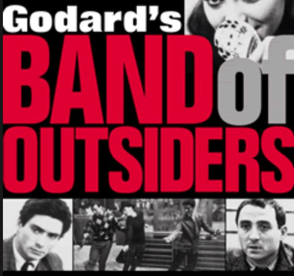 French Movie – Band of Outsiders by Jean-Luc Godard (EN subtitles)