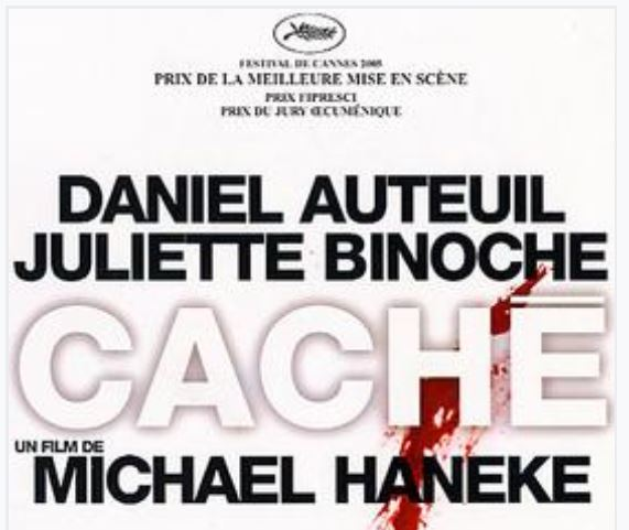 French movie – Caché by Michael Haneke (EN subtitles)