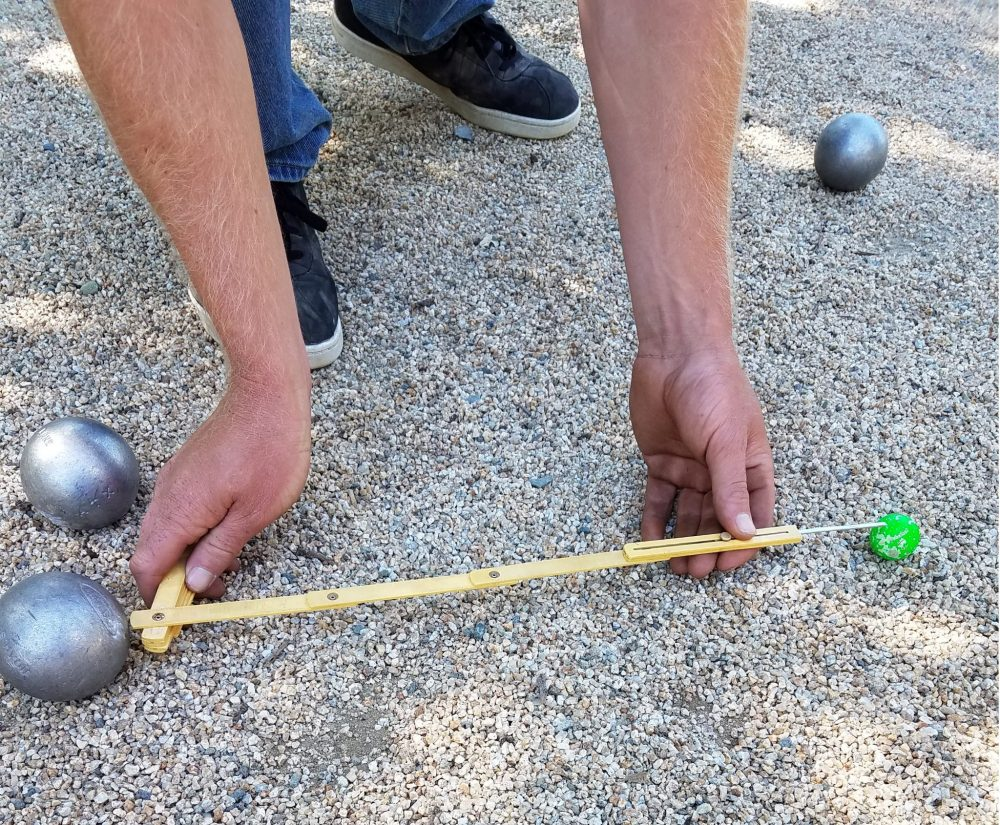 Discover petanque in the San Francisco Bay area and have fun
