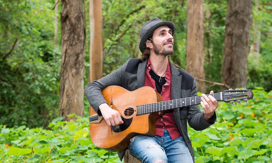 Javi Jimenez: from the barrio of Madrid to Barrio Manouche… to Stern Grove