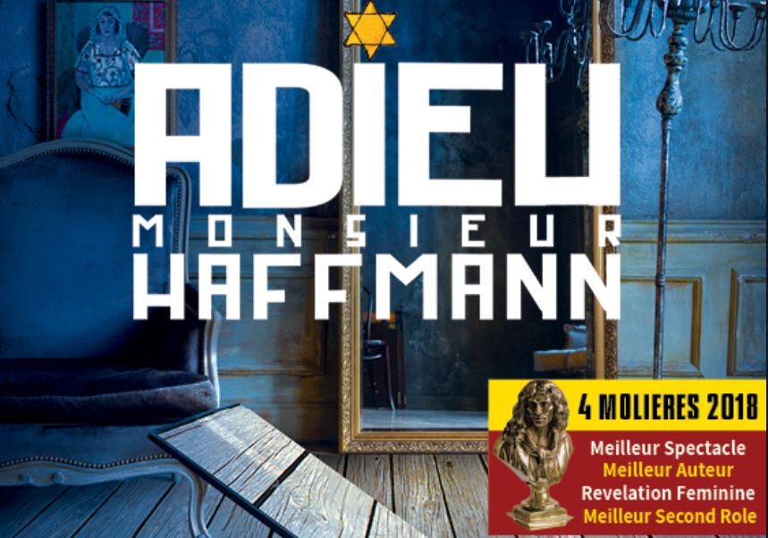 Play in French – Adieu Monsieur Haffmann at TLF in San Francisco