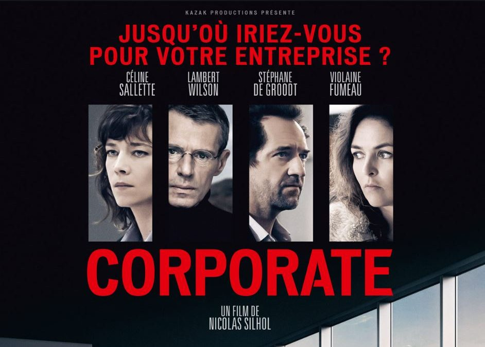 French Movie – Corporate by Nicolas Silhol (EN subtitles)