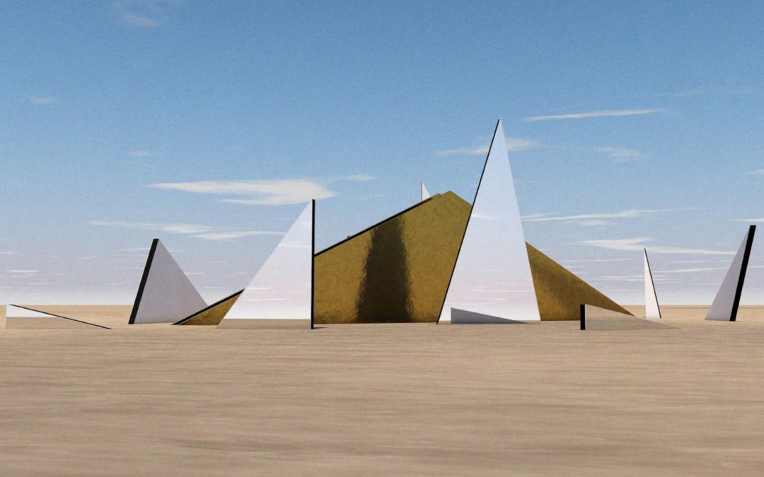 Burning Man 2019 – a unique French installation by Marc Ippon de Ronda