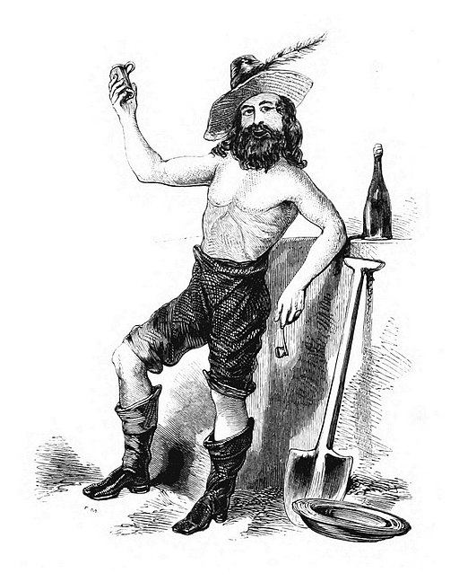French Miner