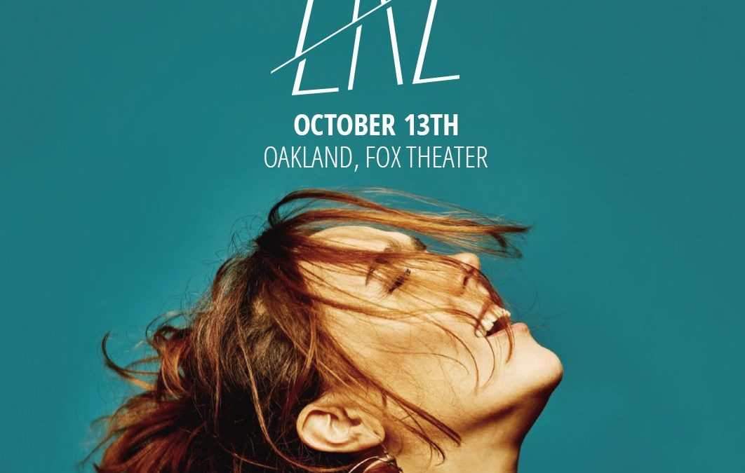 Concert – French artist ZAZ at Fox Theater Oakland on Oct 13th