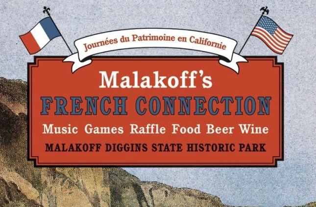 Celebrate the French heritage at Malakoff Diggins State Historic Park