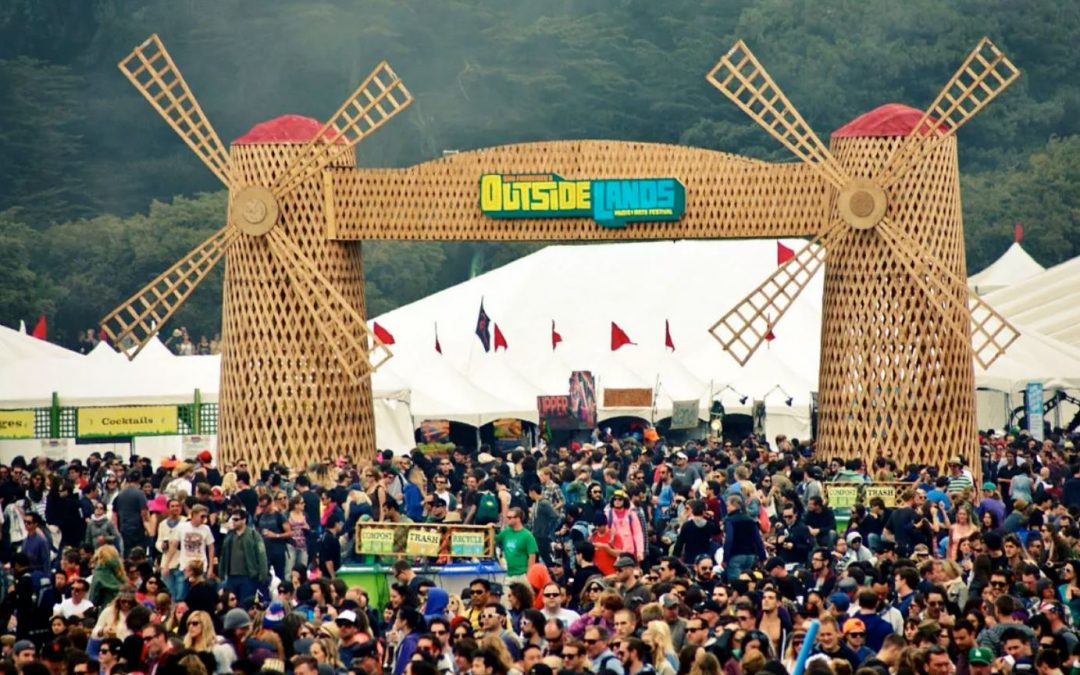 Do not miss Outside Lands Music Festival 2019