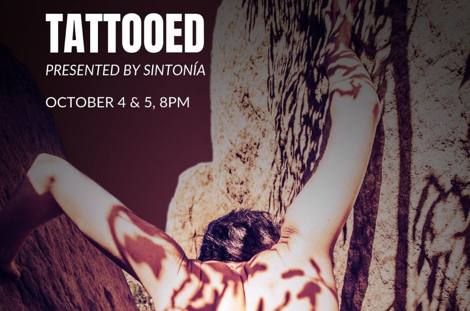 Danse – Sintonia, contemporary flamenco at New Presidio Theatre