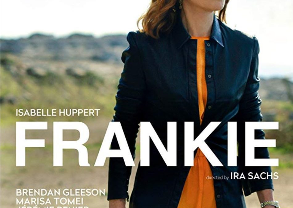Archived: Movie – Frankie by Ira Sachs, with Isabelle Huppert (EN subtitles)