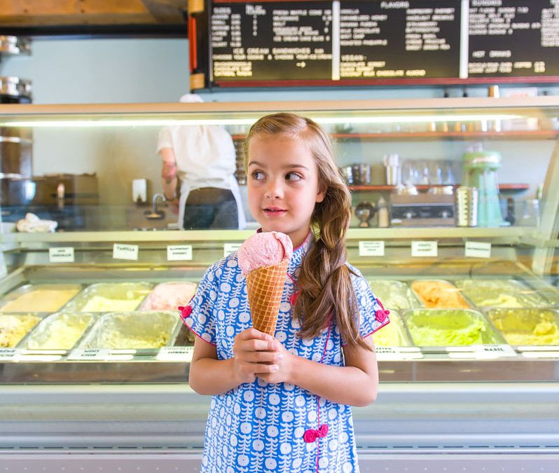 Ice cream anyone? Our selection in San Francisco Bay