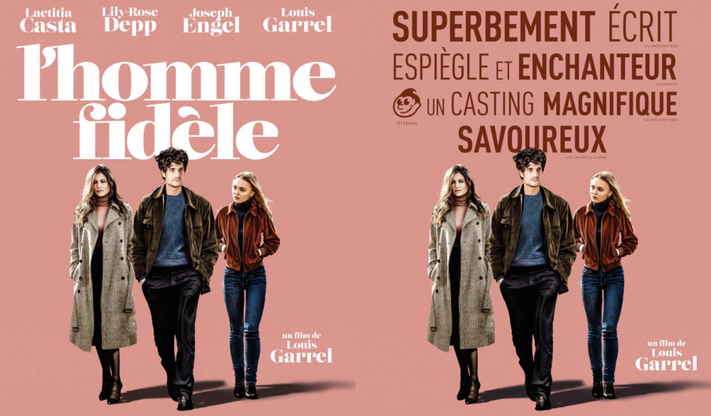 French Movie – A Faithful Man by Louis Garrel (EN subtitles)