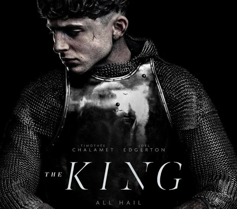 Movie – The King by David Michod with Timothee Chalamet
