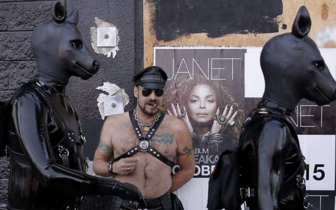 """Folsom Street Fair – THE """"grown-up only"""" event of the Fall…"""