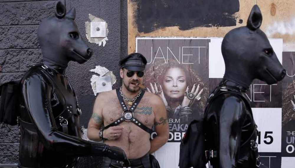 """Folsom Street Fair 2021- THE """"grown-up only"""" event of the Fall…"""