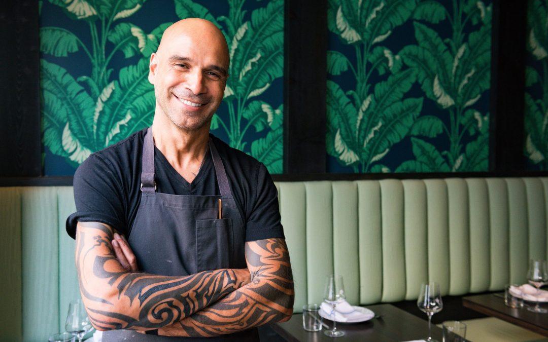Restaurant Aziza – a Moroccan Star Reborn