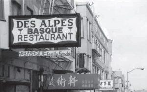 basque San Francisco