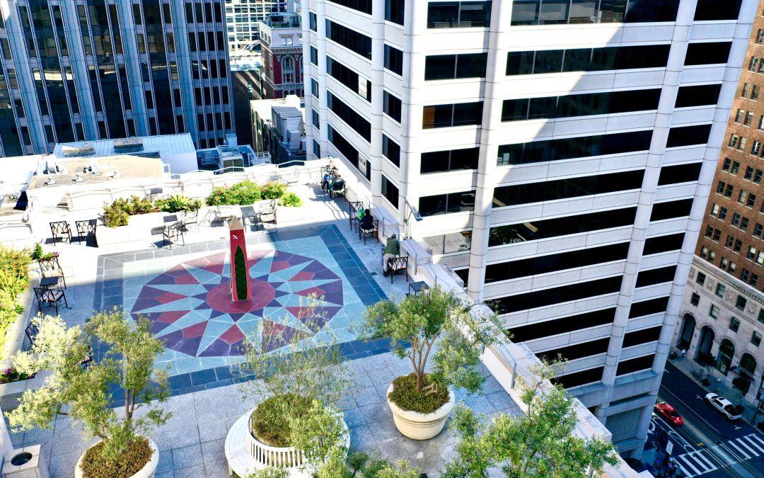 Les POPOS de San Francisco : ces espaces privés accessibles au public
