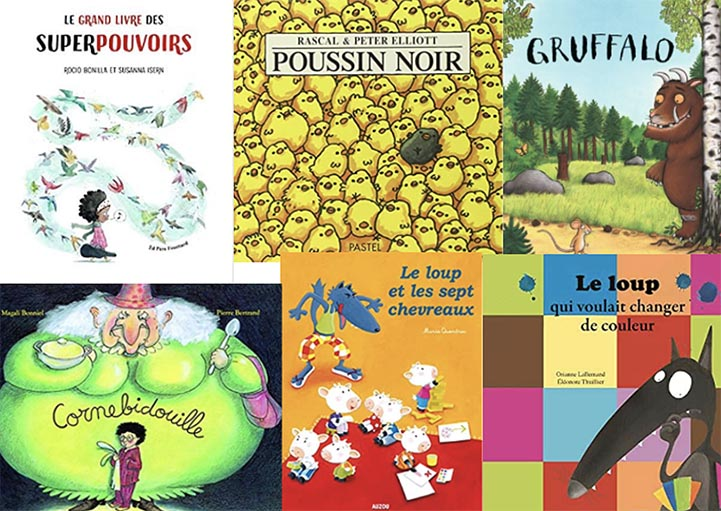 lectures en francais 1