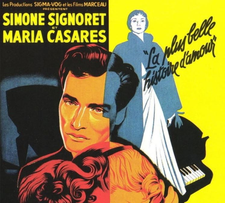 French Movie – Shadow & Light (1951) with Simone Signoret  (EN subtitles)
