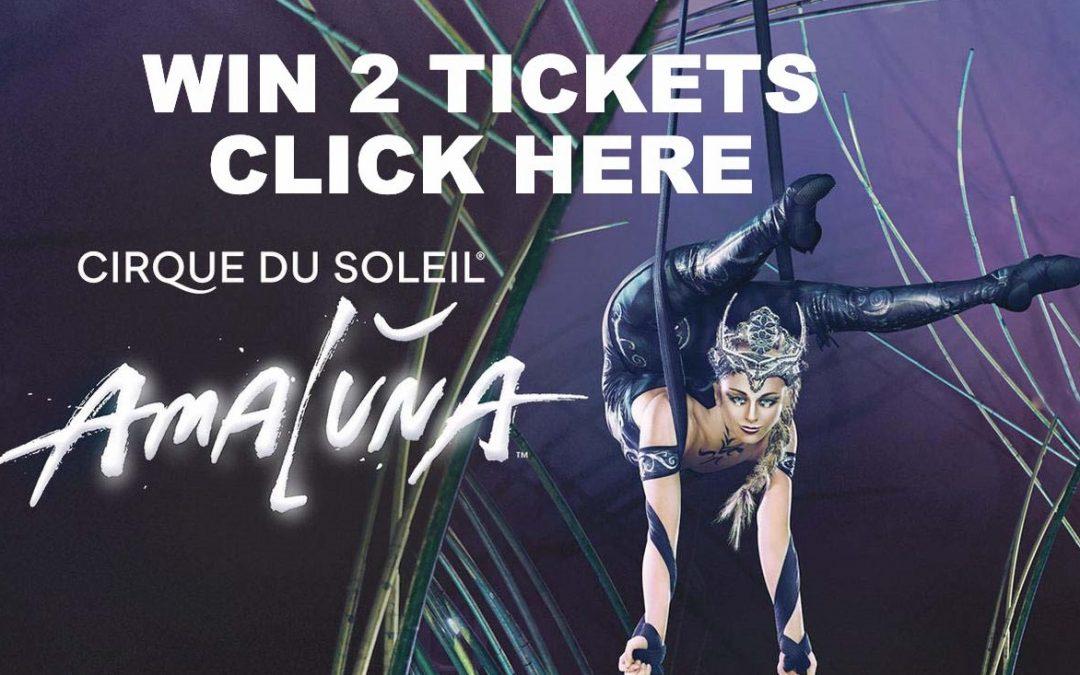 Cirque du Soleil Presents Amaluna in San Francisco (win 2 tickets)