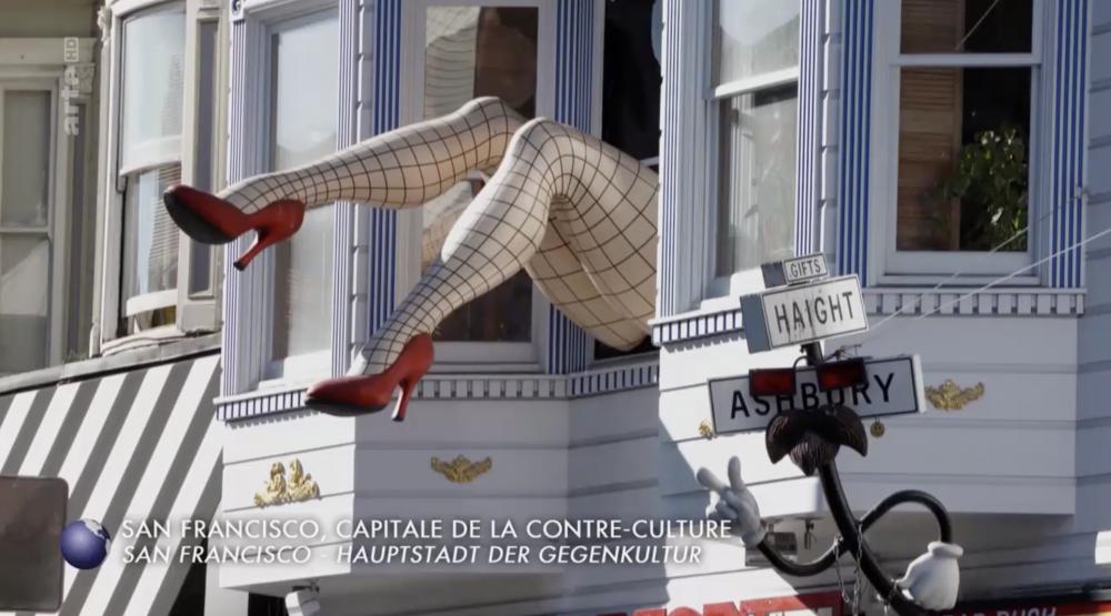 San Francisco, Oakland… une vidéo sur les mouvements de contre culture dans la Baie