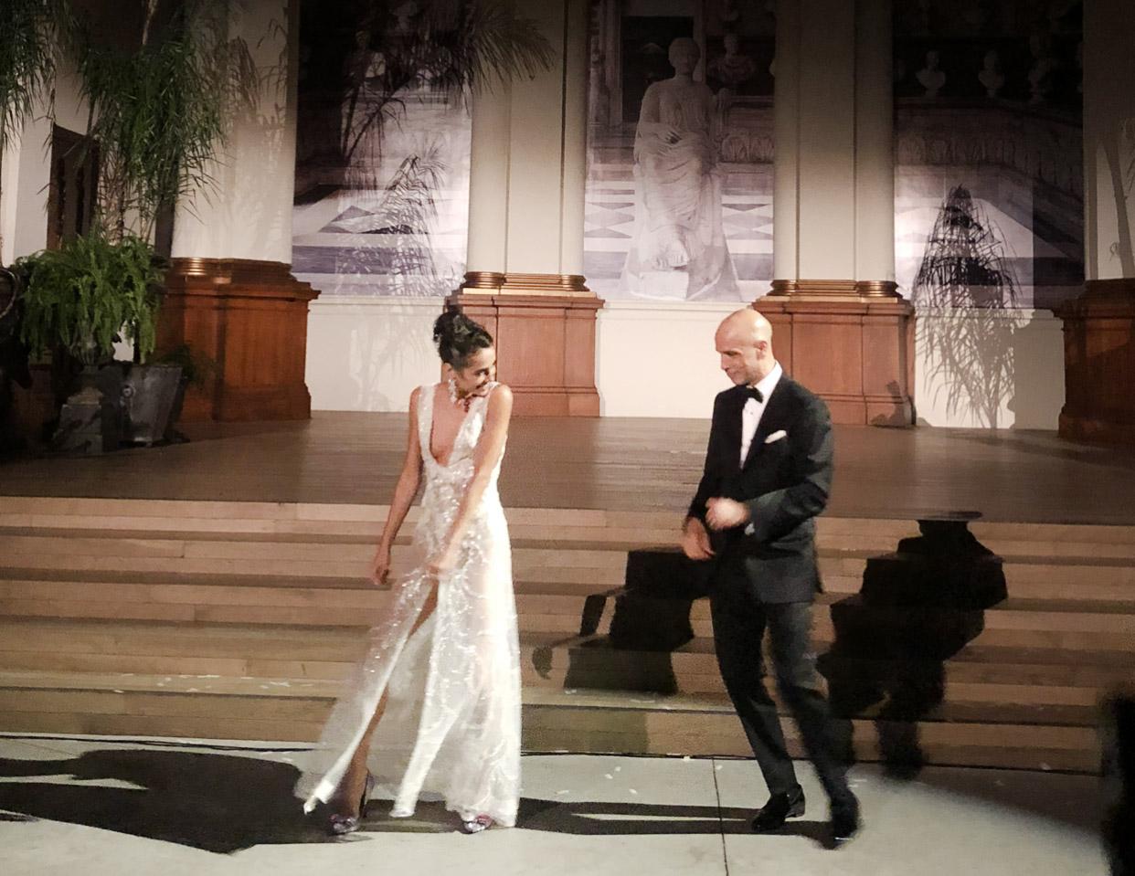 Mathilde et Mourad – Le Mariage le plus glam' de San Francisco