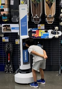 Decathlon San Francisco Cashless