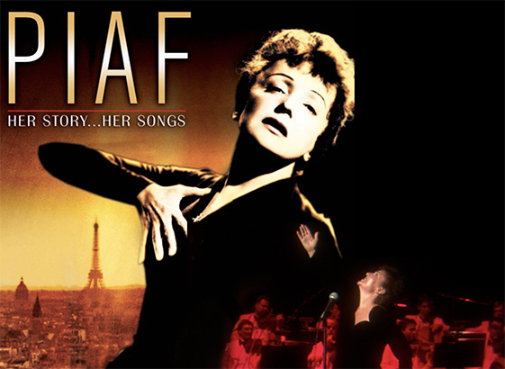 Smith Rafael Film Center: Piaf, her story, her songs