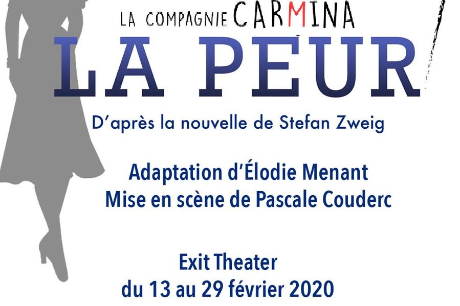 Play – The Fear by Carmina Theater (in French with EN subtitles)