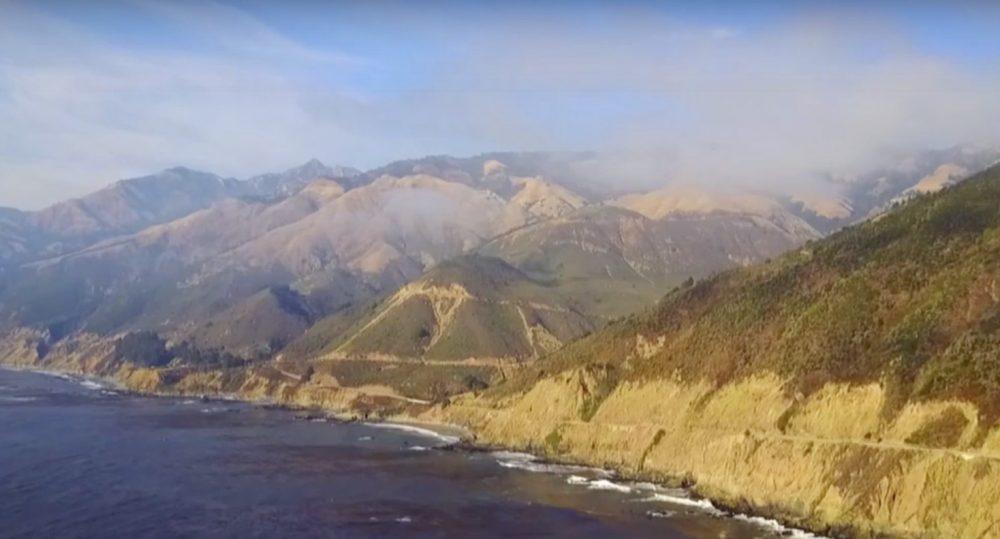 Vidéo – Big Sur, une côte belle et rebelle pour se ressourcer