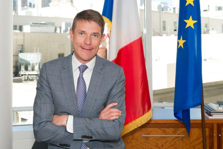 Emmanuel Lebrun-Damiens consul